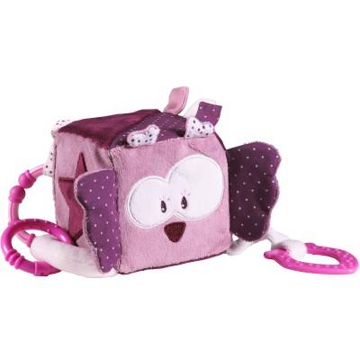 Cube d'activités Mam'zelle Bou  par Sauthon Baby Déco