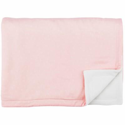 Couverture polaire Pink Bows (75 x 100 cm)  par Les Rêves d'Anaïs