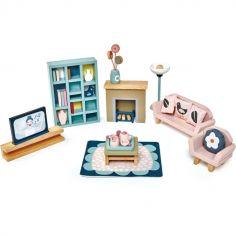 Mobilier pour poupée Salon en bois