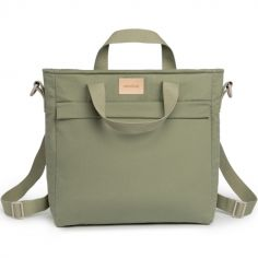 Sac à dos à langer waterproof Baby on the go Olive Green