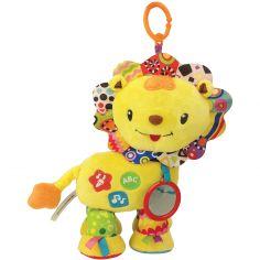 Jouet à suspendre musical Timothée, mon lion d'activités