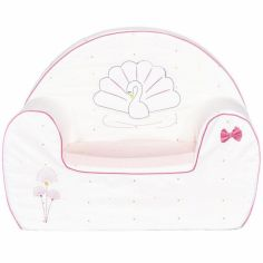 Fauteuil club cygne Baby Swan