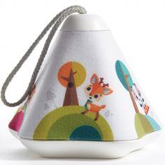 Veilleuse musicale projecteur Tiny dreamer Dans la Forêt