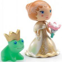 Figurine Blanca et sa grenouille  par Djeco