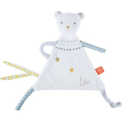 Doudou Z'anepasperdre ours (personnalisable)