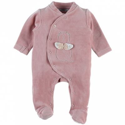 Pyjama chaud dragonne Lina & Joy (3 mois)  par Noukie's