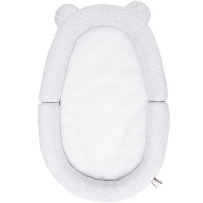 Réducteur de lit bébé Nest Air+ ours blanc  par Candide