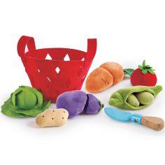 Panier de légumes (8 pièces)