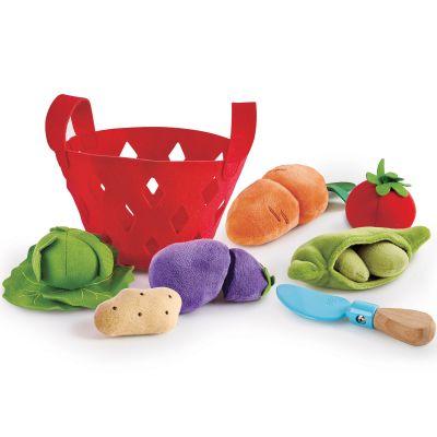 Panier de légumes (8 pièces)  par Hape