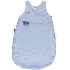 Gigoteuse légère Douillette Nos jolis songes bleue (72 cm)