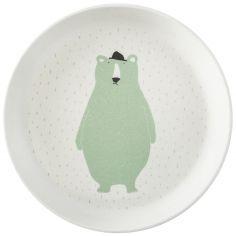 Assiette plate Mr. Polar Bear