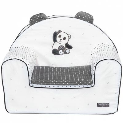 Fauteuil club panda Chao Chao  par Sauthon