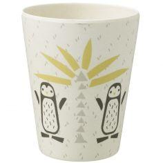 Gobelet en bambou Pingouin (200 ml)
