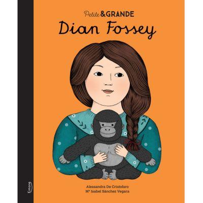 Livre Dian Fossey  par Editions Kimane