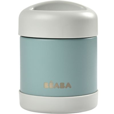 Thermos alimentaire light mist et eucalyptus green (300 ml)  par Béaba