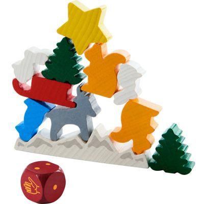Animaux Noël à empiler  par Haba