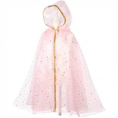 Cape rose Suzanna (3-4 ans)  par Souza For Kids