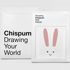 Stickers muraux Lapin