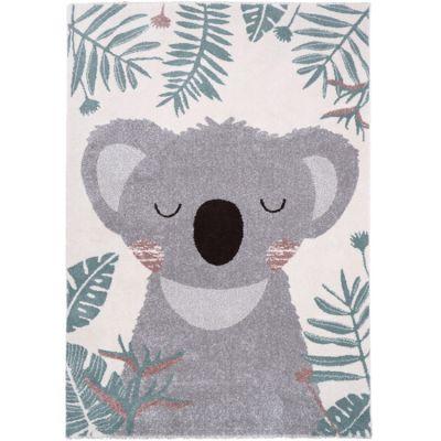 Tapis rectangulaire koala Olsen (120 x 170 cm)  par Nattiot