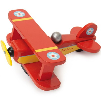 Avion rouge  par Le Toy Van