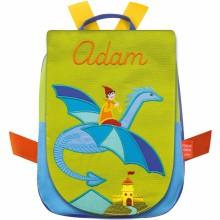 Sac à dos Dragon volant (personnalisable)  par L'oiseau bateau