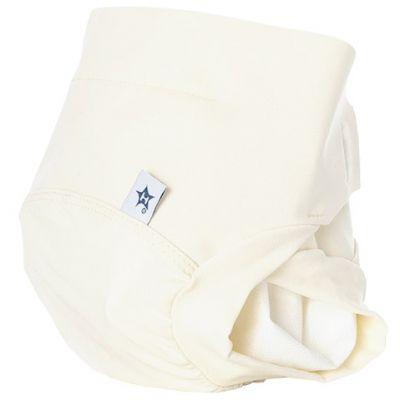 Culotte couche lavable TE2 chocolat blanc (Taille L)  par Hamac Paris