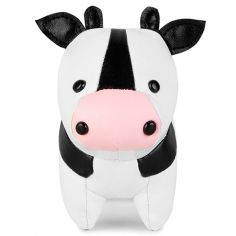 Hochet Emma la vache Tiny Friends (14 x 7,5 cm)