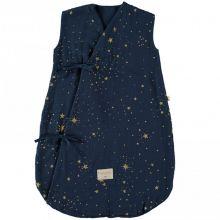 Gigoteuse légère Dreamy Gold stella midnight blue TOG 1 (90 cm)  par Nobodinoz