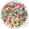 Puzzle d'observation Au galop (208 pièces) - Janod