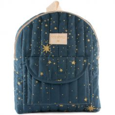 Sac à dos enfant Too cool Gold Stella bleu