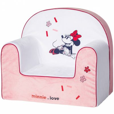 Fauteuil club Minnie Love  par Babycalin