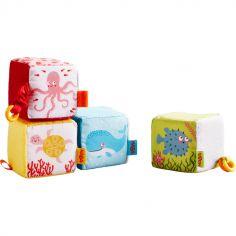 Cubes d'activités Monde de la mer