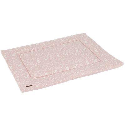 Tapis de jeu Adventure pink (80 x 100 cm)  par Little Dutch