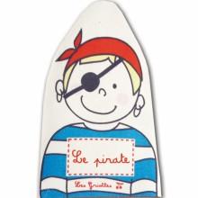 Marionnette Pirate (personnalisable)  par Les Griottes