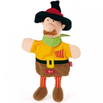 Marionnette à main bandit My little Theatre (30 cm) Sigikid