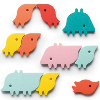 Puzzle de bain Animal Parade Quut
