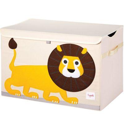 Coffre à jouets Lion  par 3 sprouts
