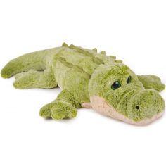 Peluche géante crocodile (70 cm)