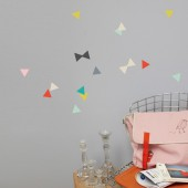 Stickers mural Triangles (19 x 26 cm) - Mimi'lou