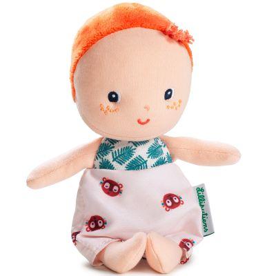Mini poupée Mon premier bébé Mahé (8 cm)  par Lilliputiens