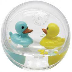 Jouet de bain bulle 2 canards