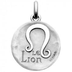 Médaille symbole Lion (argent 925°)