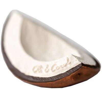 Coco la noix de coco en latex d'hévéa