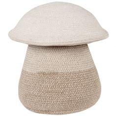 Panier de rangement champignon Mama Mushroom (33 x 38 cm)