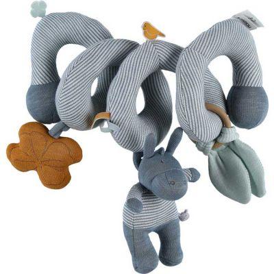 Spirale d'activités Iconiques Paco bleu  par Noukie's