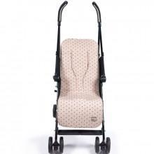 Assise de protection universelle pour poussette Gaby Pierre  par Walking Mum