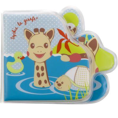 Livre de bain Sophie la girafe Il était une fois  par Sophie la girafe