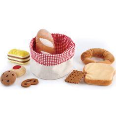 Panier de pains et gâteaux (9 pièces)