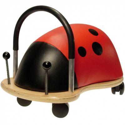 Porteur Wheely Bug coccinelle (Petit modèle) Wheely Bug