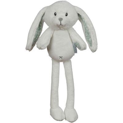 Peluche lapin Adventure mint (30 cm) Little Dutch